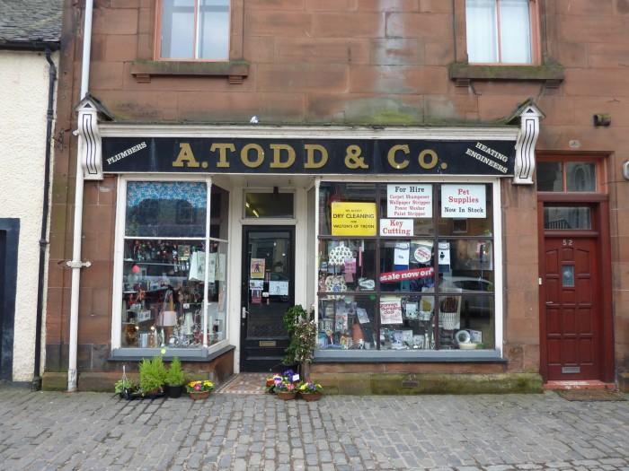 A Todd & co